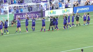 Orlando Pride Knocks Off Unbeaten North Carolina for First Win of 2017