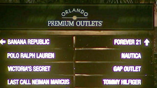 Orlando International Premium Outlets employee mugged after shift