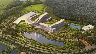 Job growth is slowing, Scott says during opening of Lake Nona company