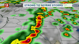 Severe Threat on Wednesday