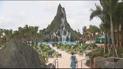 Volcano Bay at Universal Studios opens Thursday.