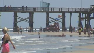 Volusia lifeguards out in force for holiday weekend