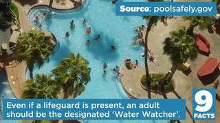 9 Facts about Pool Safety