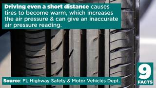 9 Facts about Tire Safety