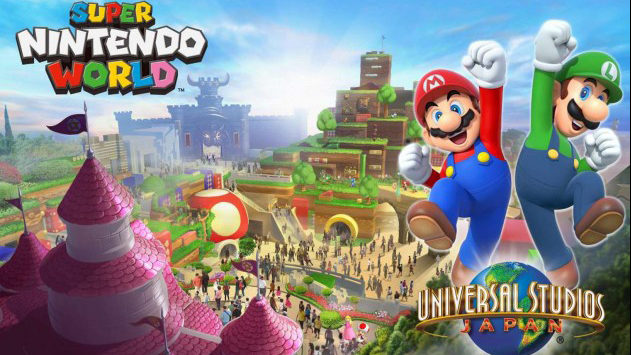Image result for mario kart ride universal