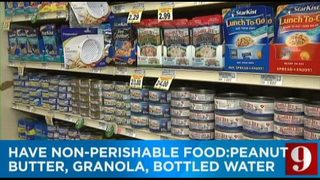 9 Facts: Supplies needed to prepare for a hurricane