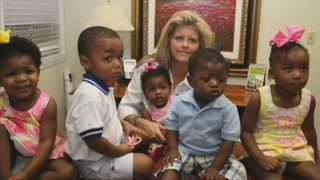 Video: Foster mom makes a difference in the lives of siblings dealing…