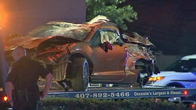 Thacker Avenue Car Crash