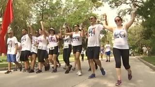Hundreds participate in Pulse 4.9K Rainbow Run