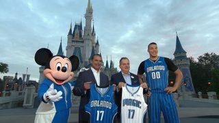 Walt Disney World Resort, Orlando Magic extend community sponsorship agreement