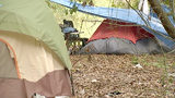 Homeless say they have no place to go after Osceola County bans camping…
