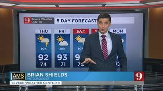 5 Day Forecast: June 21