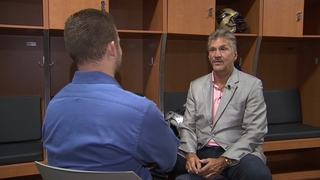 Former Coach Dave Wannstedt sits down with Channel 9