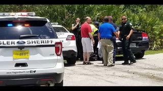 FCSO: Man arrested after shooting teen, fleeing deputies in Palm Coast