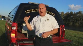 Orlando deputy fire chief put on administrative leave for hunting on private property, officials say
