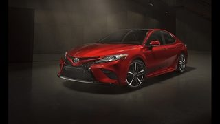 The inside scoop on the 2018 Toyota Camry
