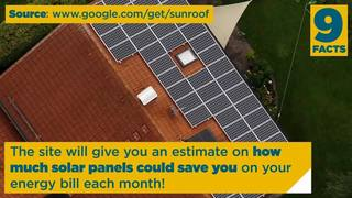 9 Facts: Project Sunroof