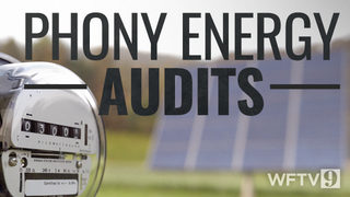 Action 9 investigates phony energy audits in hidden camera test