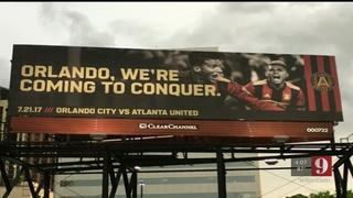 Video: Rivalry between Orlando City and Atlanta heats up ahead of Friday game