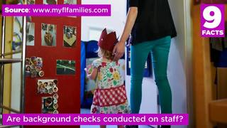 9 Facts video: Choosing a day care