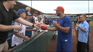 Tim Tebow In Central Florida; Mets vs Fire Frogs