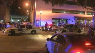 Police: 2 men shot in downtown Orlando parking lot