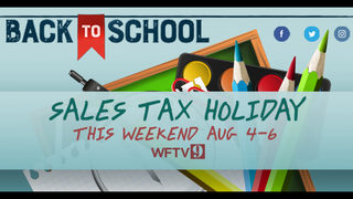 Florida Sales Tax Holiday: What you need to know