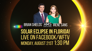 NASA experts tell WFTV what to expect during total solar eclipse