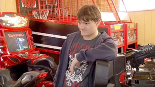 Video: Martha Sugalski introduces us to Aiden, a teen looking for his…
