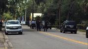 Daytona Beach investigate shooting on Bellevue Avenue.