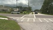 Palm Bay hit and run near two schools, police said.