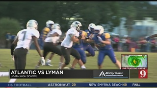 Atlantic vs. Lyman