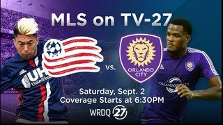 Watch Orlando City on TV-27