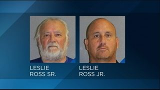 9 Investigates: Volusia County father, son accused of sexual abuse, deputies say