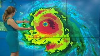 Irma, poderoso huracan amenaza Florida