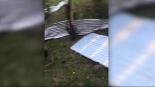 Video: Damage from Hurricane Irma in St. Thomas