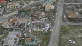 Video: Damage in Antigua and Barbuda