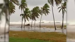 Video: Hurricane Irma brought 185 mph winds to Dominican Republic
