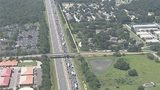 Video: South Florida evacuees spend hours on Turnpike to get to Central Florida
