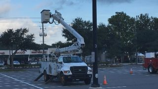 Florida power outages from storm at 6.2 million, officials say