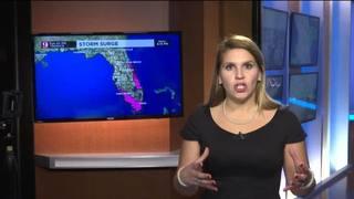 Irma continúa al norte de Cuba posiblemente llegando a los Cayos