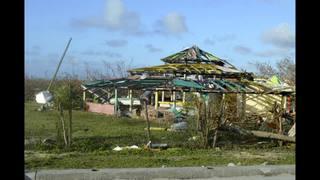 Video: Hurricane Irma damage on Barbuda
