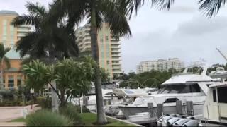 Video: Gusty winds in Boynton Beach