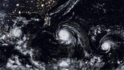 Hurricanes Katia, Irma and Jose
