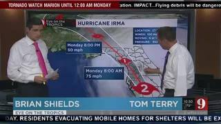 Discussion on Irma