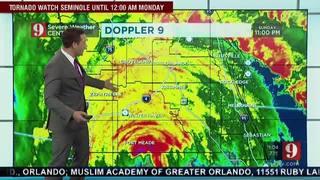 Doppler data on Irma