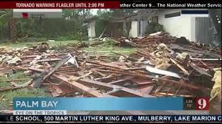 Melonie Holt - Storm damage to property in Palm Bay