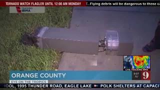 The danger of downed powerlines