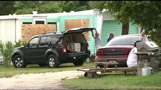 WATCH: Merritt Island community floods as Irma comes