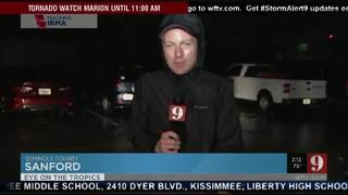 Hurricane Irma: Power out and no running water reported in Sanford
